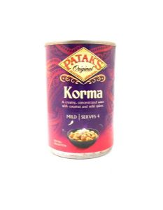 Pataks Concentrated Korma Curry Sauce | Buy Online at the Asian Cookshop